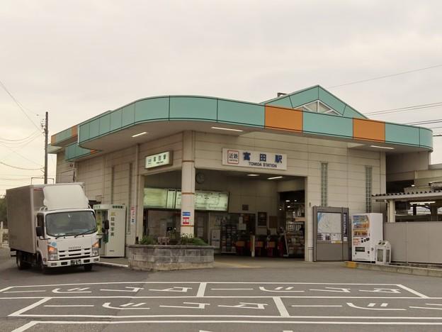 Photos: 近鉄富田駅