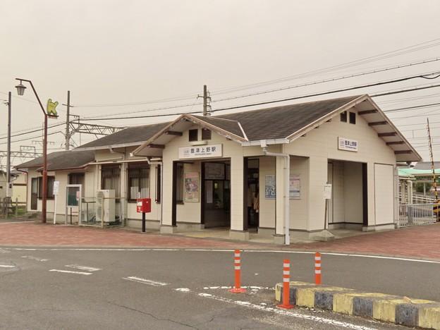 豊津上野駅