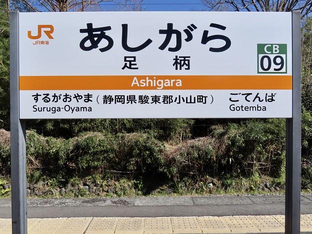 足柄駅 Ashigara Sta.