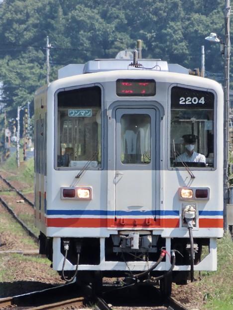 関東鉄道キハ2200形