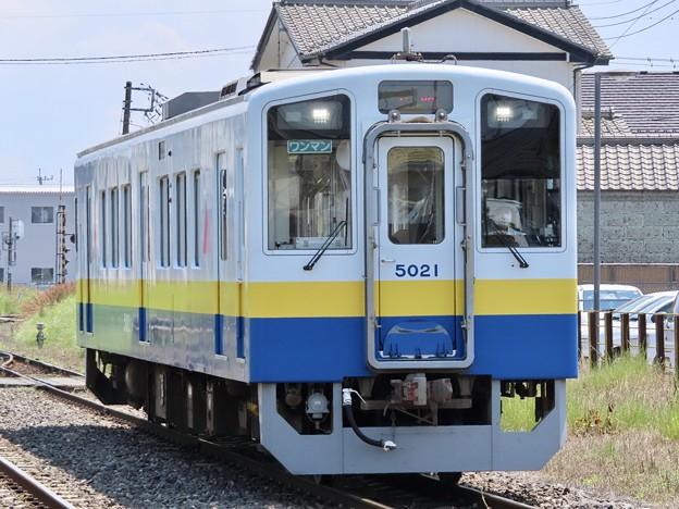関東鉄道キハ5020形