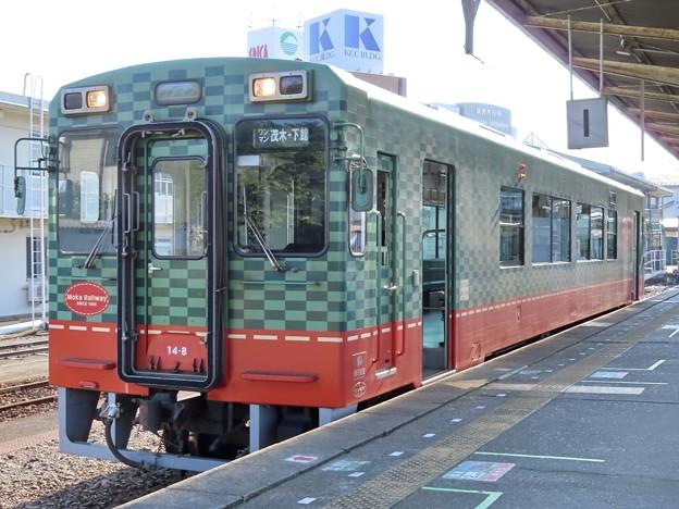 真岡鐵道モオカ14形