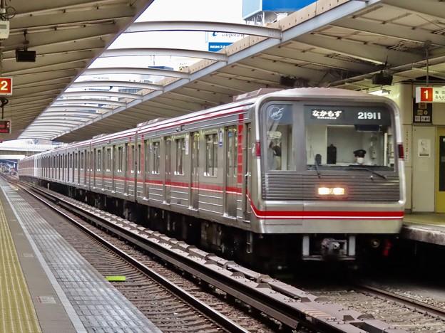 大阪メトロ21系