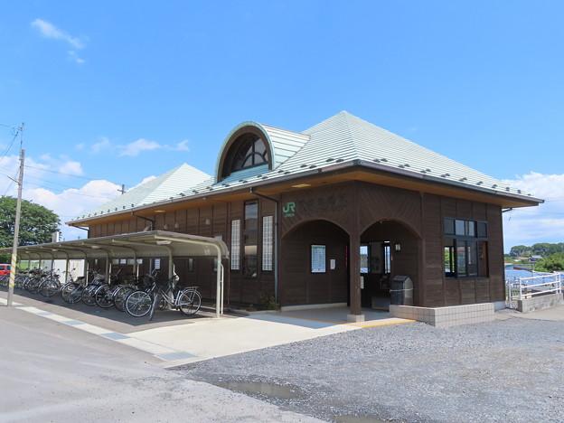 常陸鴻巣駅