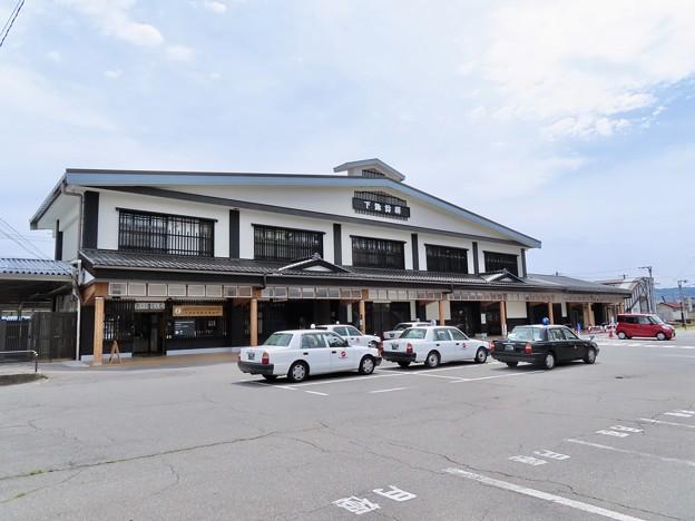 Photos: 下諏訪駅
