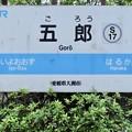 五郎駅 Goro Sta.