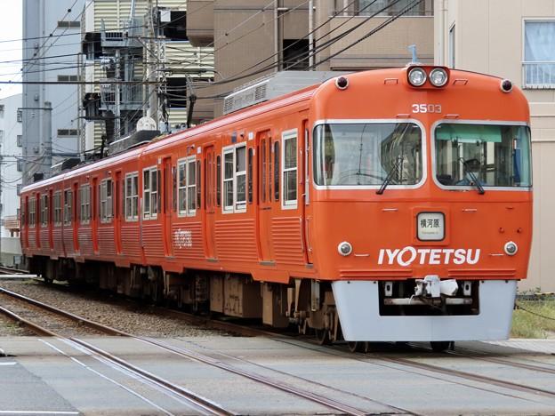 伊予鉄道3000系