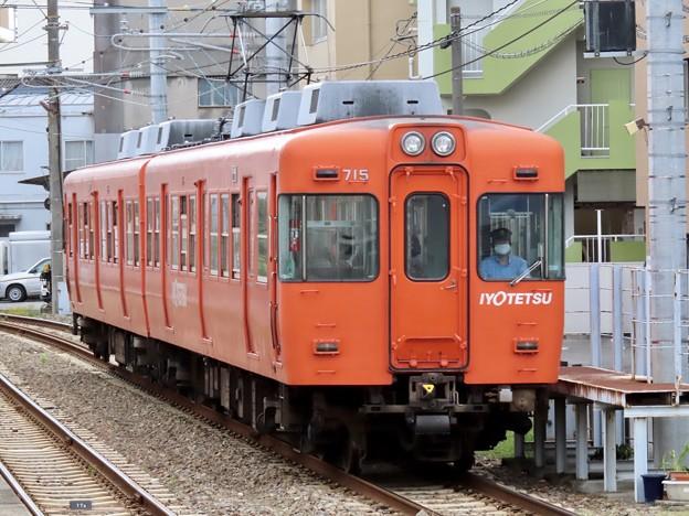伊予鉄道700系