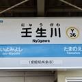 Photos: 壬生川駅 Nyugawa Sta.