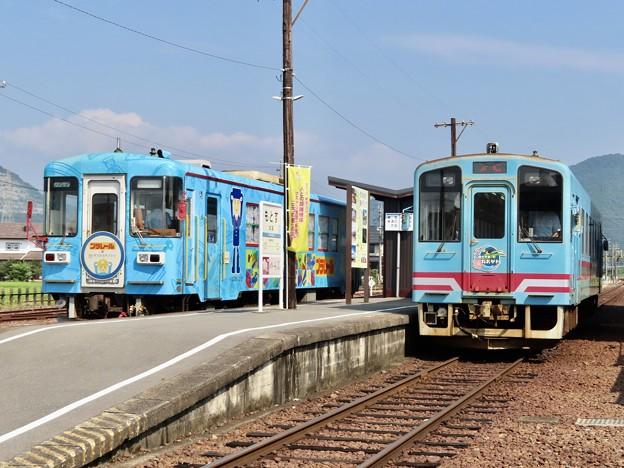 樽見鉄道ハイモ330-700形&295-310形
