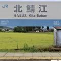 Photos: 北鯖江駅 Kita-Sabae Sta.