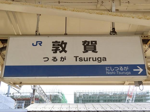 敦賀駅 Tsuruga Sta.