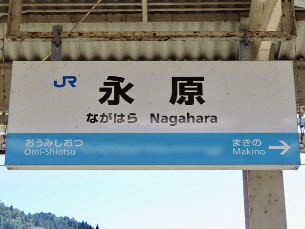 永原駅 Nagahara Sta.