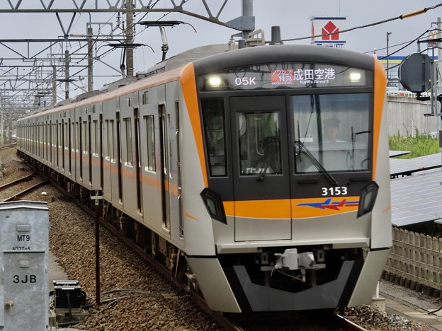Photos: 京成3100形