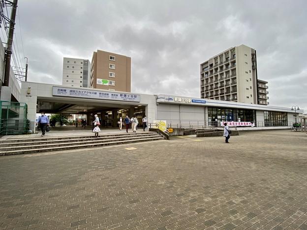 新鎌ヶ谷駅