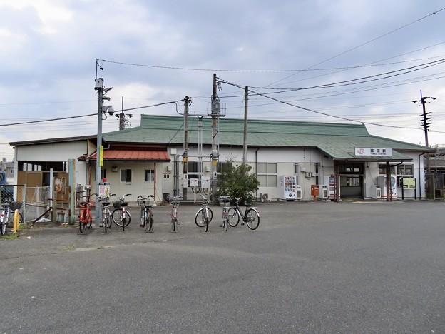 Photos: 富田駅