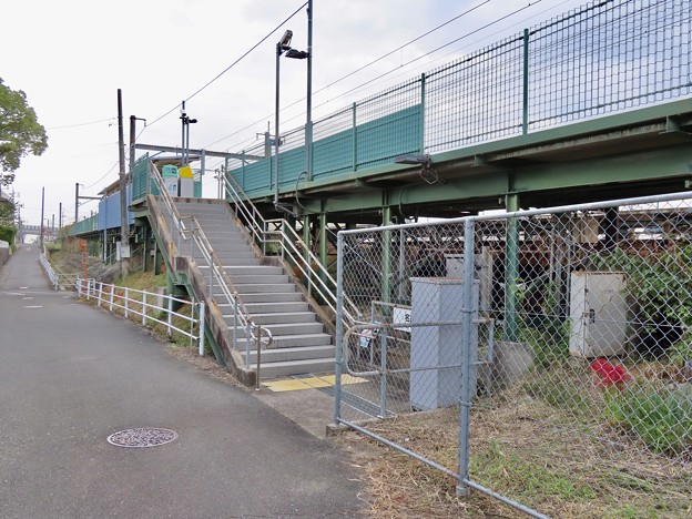 Photos: 朝日駅