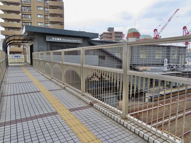 Photos: 平沼橋駅