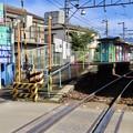 Photos: 城東駅