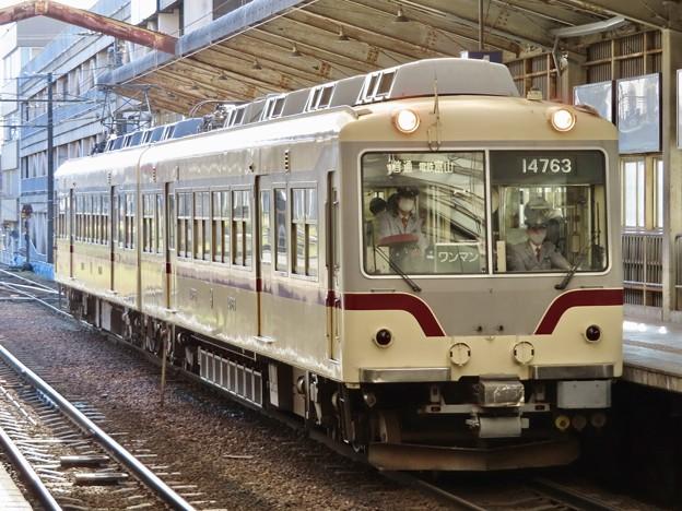 富山地方鉄道14760形