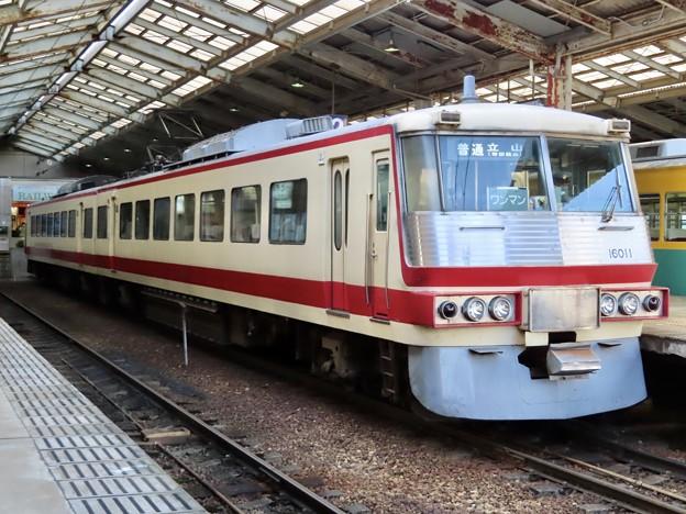 富山地方鉄道16010形