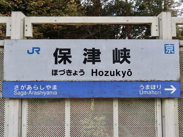 保津峡駅 Hozukyo Sta.