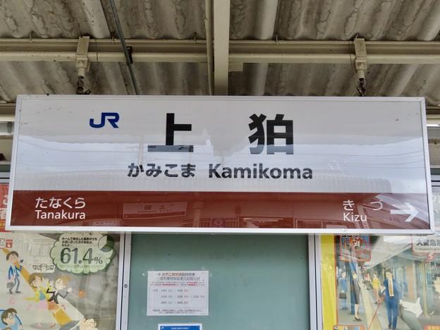 上狛駅 Kamikoma Sta.
