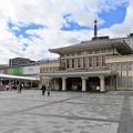 Photos: 奈良駅 2代目・3代目駅舎の並び