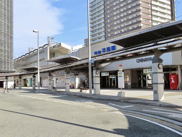 西鉄千早駅
