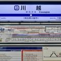 Photos: 川越駅 Kawagoe Sta.