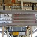 JR東日本 高麗川駅の発車標