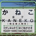 金子駅 Kaneko Sta.