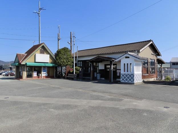 Photos: 遠州森駅