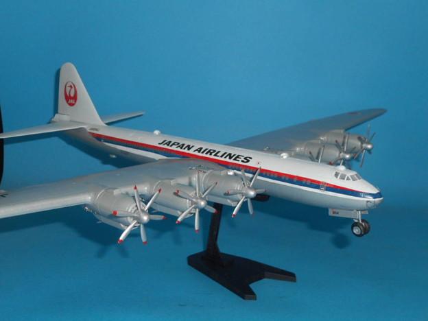 その2: 「富嶽」旅客機型 「日本航空」所属機 太平洋航路 羽田発、サンフランシスコ空港直行便 1947年