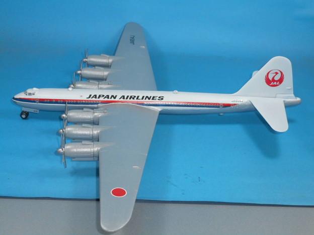 その9: 「富嶽」旅客機型 「日本航空」所属機 太平洋航路 羽田発、サンフランシスコ空港直行便 1947年