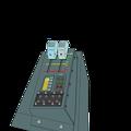 可変戦闘機 「オーロラン」専用 流量調節機