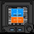 可変戦闘機 「オーロラン」専用 人工水平儀
