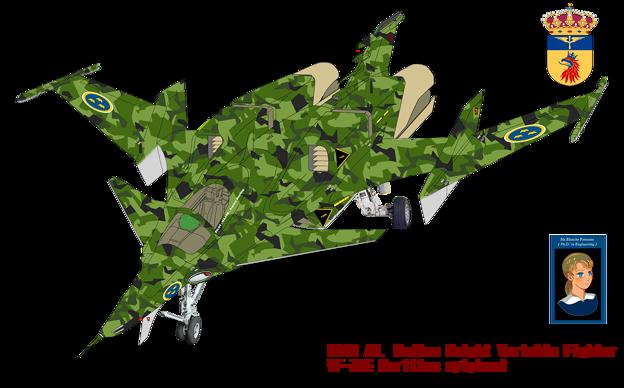 VF-7NEM マリタイム・シルフィード (一般森林迷彩)