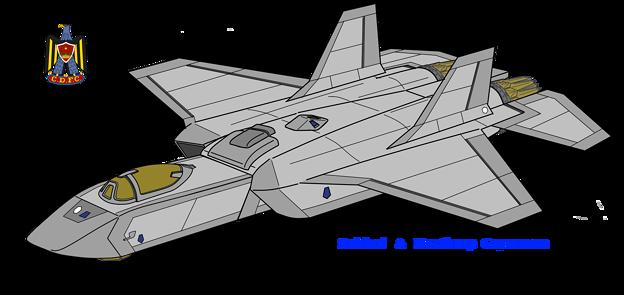YX-10EX (F2・双発エンジン) オーロラ