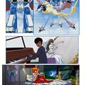 Photos: 【その1】ロボテック:リミックス第1巻追加原稿