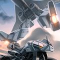 可変戦闘機『VFA-6レギオス』と「VR-052モスピーダ」