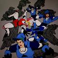 Photos: 超時空騎団サザンクロス「クライシスポイント」拡張デッキ 『第7話 ラビリンス』【迷宮】