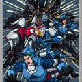 Photos: 【最終完成版】超時空騎団サザンクロス「クライシスポイント」『第7話 ラビリンス』【迷宮】