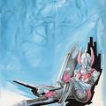 小川 浩「戦略機甲隊」女性指揮官用アーミング・ダブレット