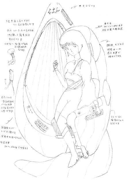 Photos: 超時空騎団サザンクロス1984『ムジカ・ノヴァ』