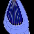 電子弦楽器「リーヴ・フィセル」(電子琴本体のみ)