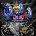 Photos: 歌巫女三姉妹超時空要塞SDFN ? 【艦橋上空投影 】