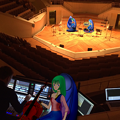 Photos: ベルリン・フィルハーモニー管弦楽団へ招聘された音楽プロデューサー「ムジエ」(アレグラ)とデジタル ミキサーVi3000