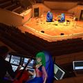 Photos: ベルリン・フィルハーモニー管弦楽団へ招聘された音楽プロデューサー「ムジエ」(アレグラ)とデジタル ミキサーVi-6(商標名:サウンドクラフト Vi-6)