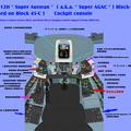 VFH-12H スーパーオーロラン Block50-B 操縦計器